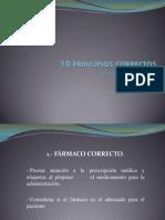 5 PRINCIPIOS CORRECTOS