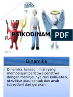psikodinamika