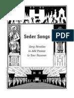 Seder Songs 2012