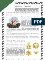 Conto Nalino de Lia - Os Amigos e o Papai Noel