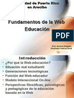 Fundamentos Web Edu