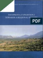 Chameria 19 Century Ottoman Thesprotia