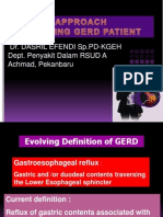 Current Approach of GERD Management Master Slide Astrazeneca