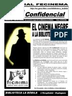 L'H Confidencial, especial. El cinema negre a la Biblioteca la Bòbila