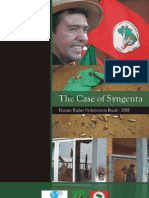 The Case of Syngenta - Human Rights Violations in Brazil