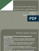 Ketahanan Nasional Indonesia Dalam Era Globalisasi