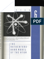 Chapter 6 the Rutherford-Bohr Model of the Atom