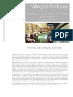 Boletín Villegas Editores