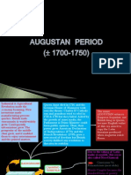7. Augustan Period
