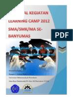 Proposal Lerning Camp 2012