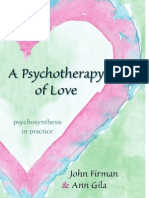 A Psychotherapy of Love