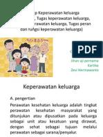 Konsep Keperawatan Keluarga (Kelp 3)