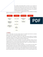Transition Methodologies