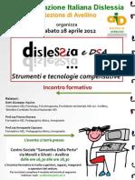 Manifesto Incontro AID Avellino 2012