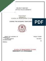 Portfolio Management_fiNAL SPURAN