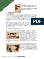 DIY M14 Folding Stock