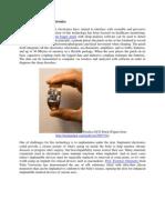 Nano Implantable Electronics