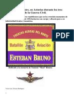 Aviación Asturias primeros meses GCE