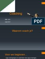 NBB BT4 2012 Coaching