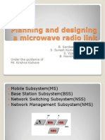 Planning and Designing a Microwave Radio Link
