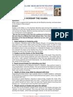 Muslim Worship the Kaaba by Dr. Zakir Naik