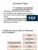 Dual Career Path