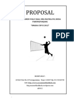 Proposal Turnamen VOLLY