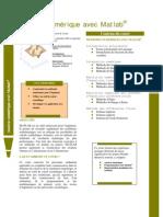 Analyse Matlab
