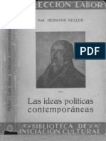 Hermann Heller-Las Ideas Politicas Contemporaneas