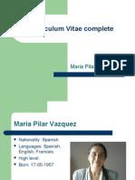 Maria P.Vazquez Experience & Profile