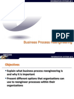 INFO245 - Business Process Re Engineering (1)