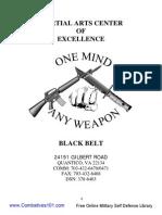 (2004) MCMAP MA-05 the Black Belt Manual