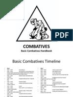 (MAC) Basic Combat Ives Hand Book