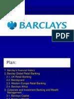 Barclays PLC Axundov Farid, Cavadli Emil