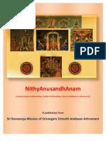 nithyanusandhanam
