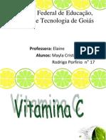 Bioquimica Vitamina C