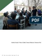 Catalogo Andrea Gnudi/Marco Gobbi/Anteo Radovan/Antonio Tola