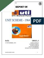 Uti Us-64 Report