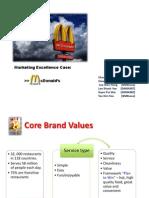 McD Case Study