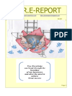 P.U.R.E. Report Newsletter Issue 6-March 2012