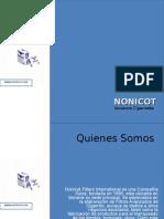 Presentación Nonicot