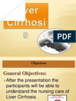 Case Liver Cirrhosis