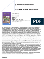 Handbook on Bio Gas and Its Applications