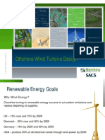 Offshore Wind Turbine Design