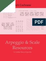 Scale and Arpeggio Resources
