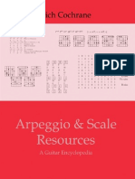 Scale and Arpeggio Resources