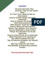 كتاب هام جدا لمقابلات العمل