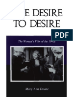 The Desire to Desire the Woman 039 s Film of the 1940s Theories of Representation and Difference