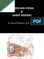 Gangguan Visual & Saraf Kranial