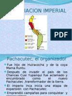 Pachacutec y Los Inicios de La Expansion Territorial
